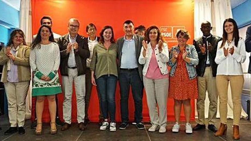El PSOE se compromete a construir VPO en Sant Joan