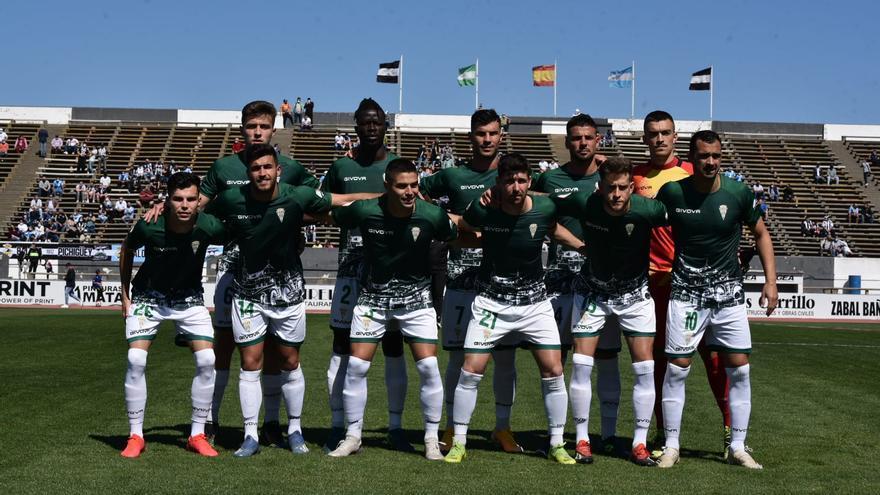 Las notas de los jugadores del Córdoba CF en la goleada a la Balompédica Linense
