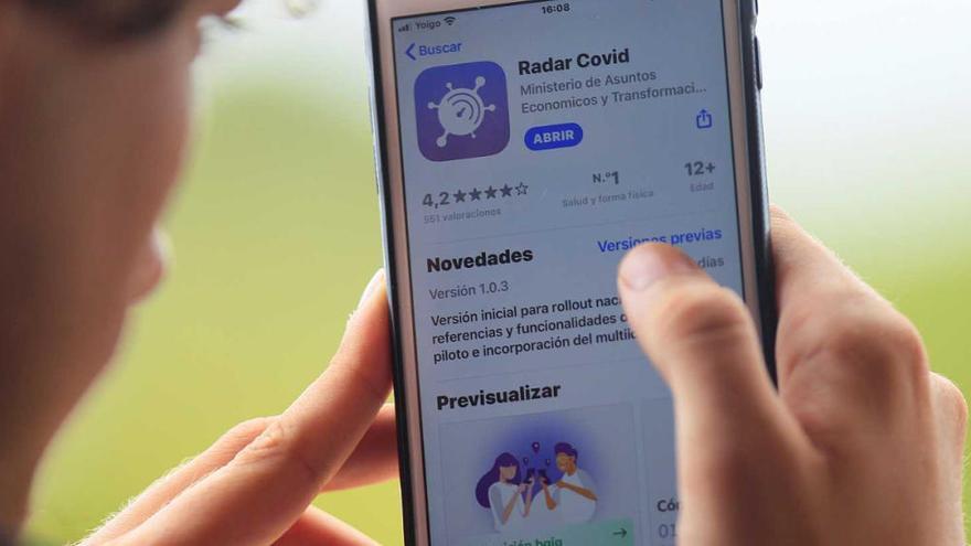 Coronavirus en Canarias | Así funciona la aplicación Radar Covid