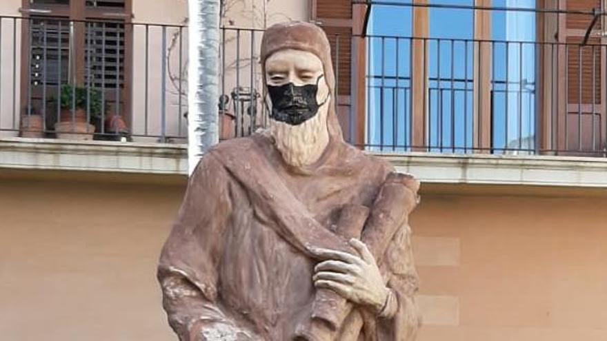 Erneute Denkmalschändung in Palma de Mallorca