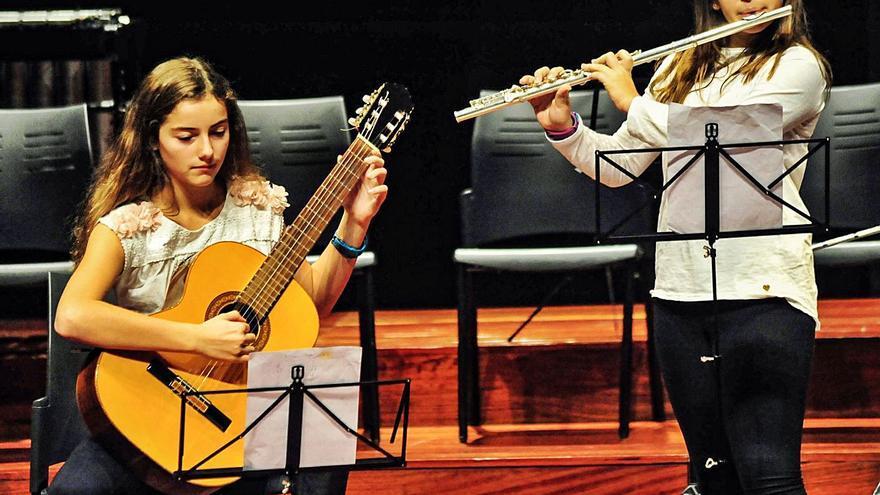 La oportunidad para 32 músicos del Vilagarcía