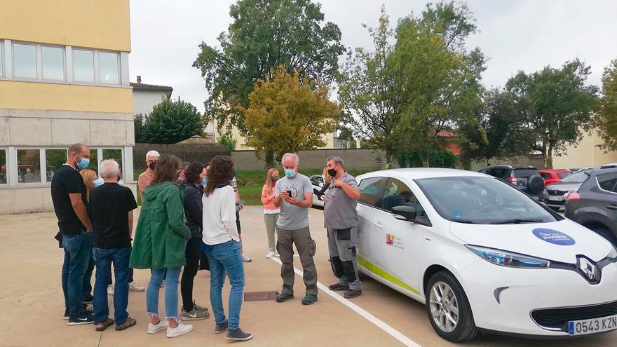Aposta del Consell Comarcal del Gironès per la mobilitat sostenible