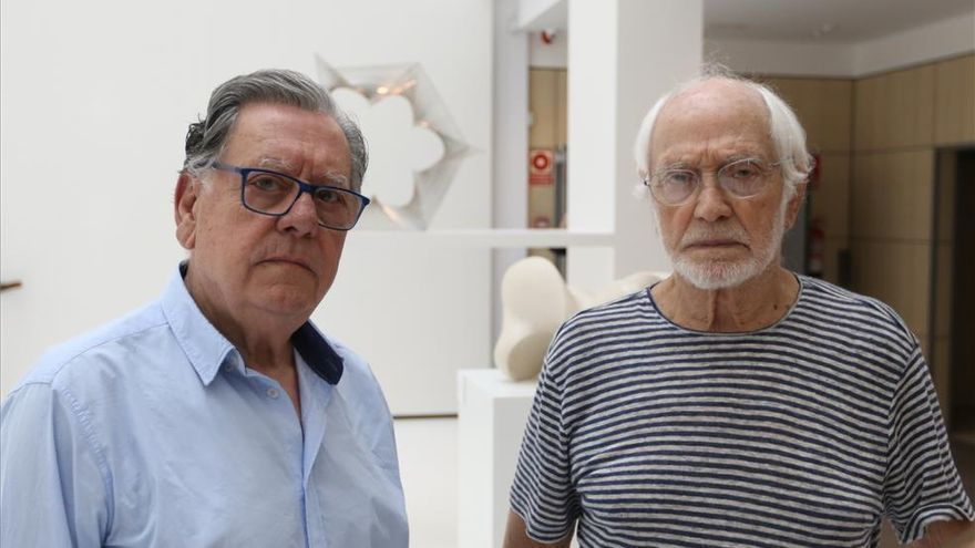 """Juan Cuenca: """"La vida del Equipo 57 desaparece poco a poco, es un sentimiento tremendo"""""""