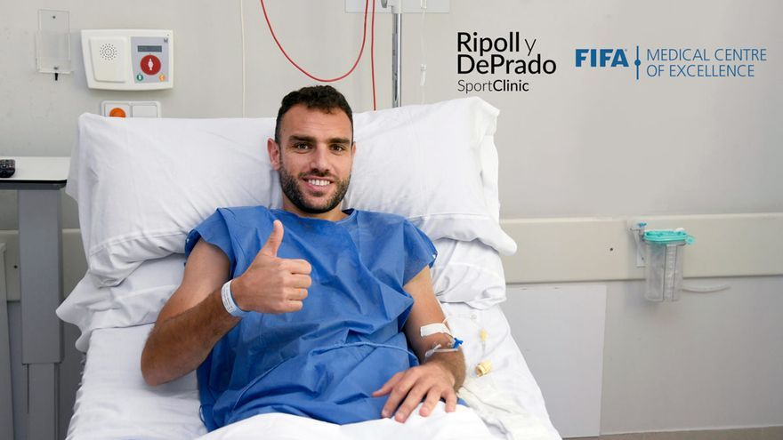 Gonzalo Verdú llegará a tiempo para el comienzo de la Liga