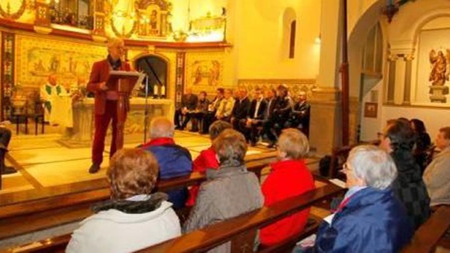 Blanes renova el Vot de la Vila fet a la Verge del Vilar el 1795
