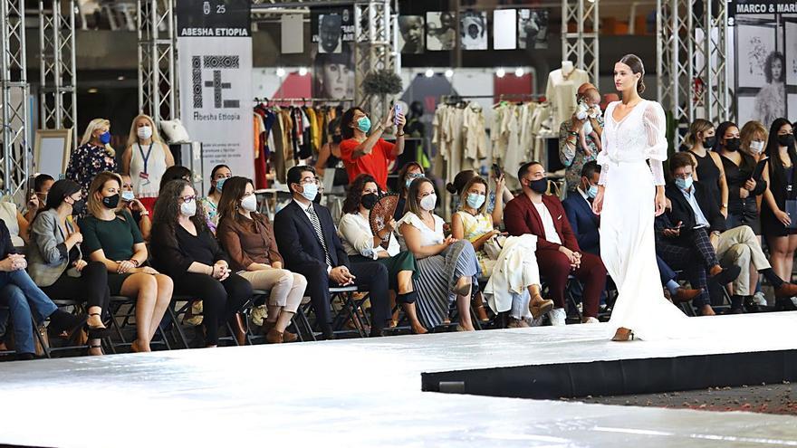 El Recinto Ferial se convierte en la capital de la moda y las bodas