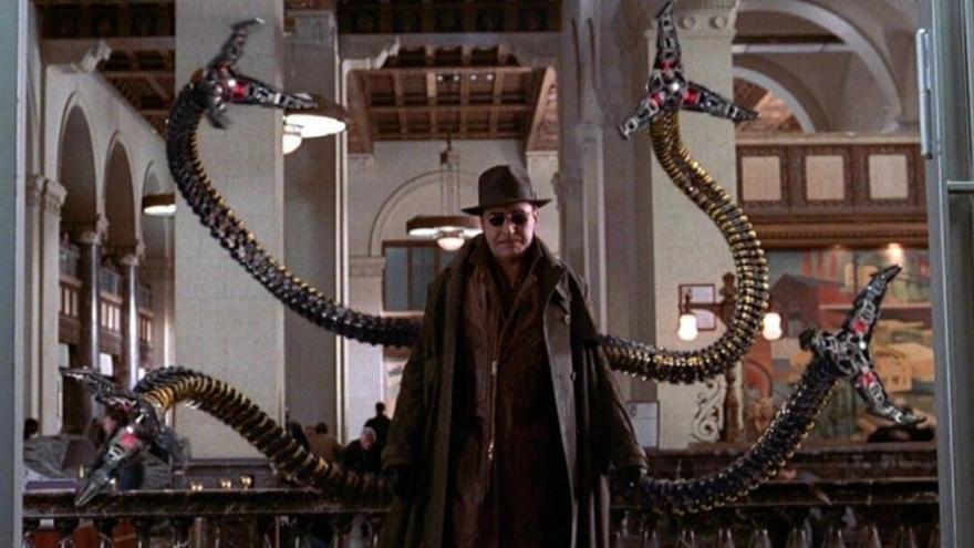 Alfred Molina volverá a ser Doctor Octopus en 'Spider-Man 3'