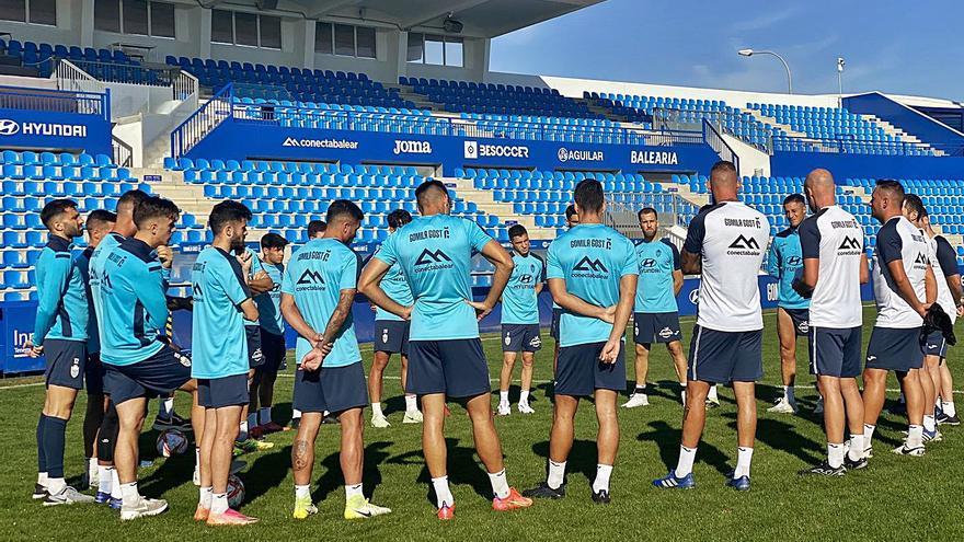 El Atlético Baleares echa el freno