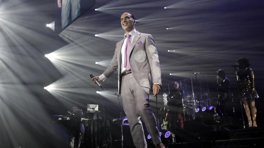 El mexicano Alejandro Fernández dará un concierto el 25 de julio en el Coliseum