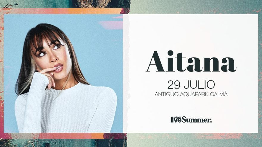 Mallorca Live Festival - Aitana
