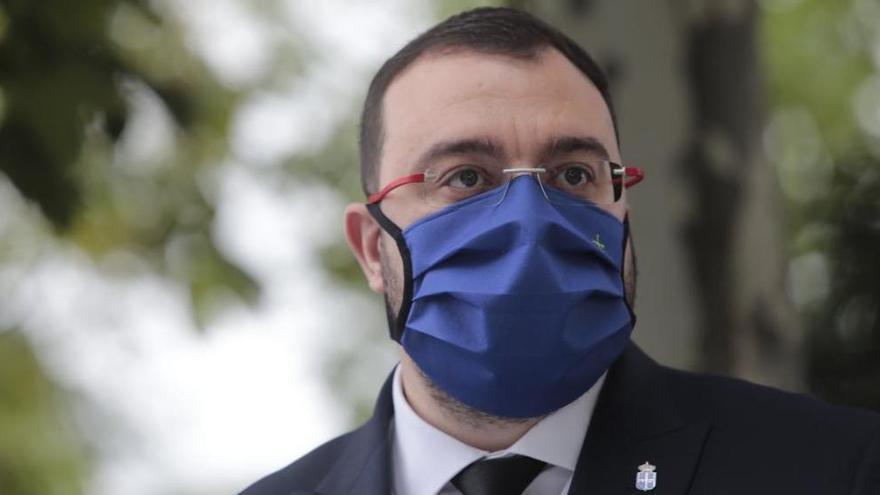 """La petición urgente del presidente Barbón ante los datos del coronavirus: """"Sólo hay un camino"""""""