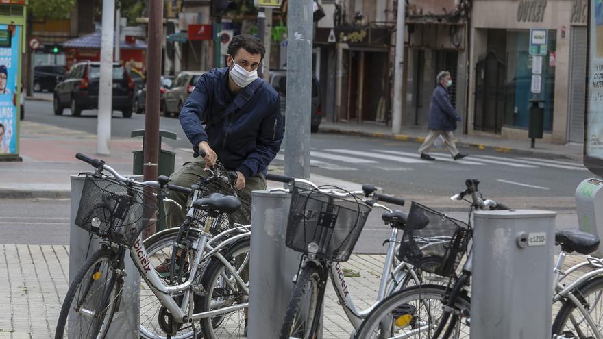 Elche enseña a circular en bici de forma segura en la Semana de la Movilidad