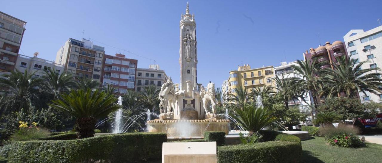 Alicante acelera el lavado de cara de Luceros para recuperar su brillo