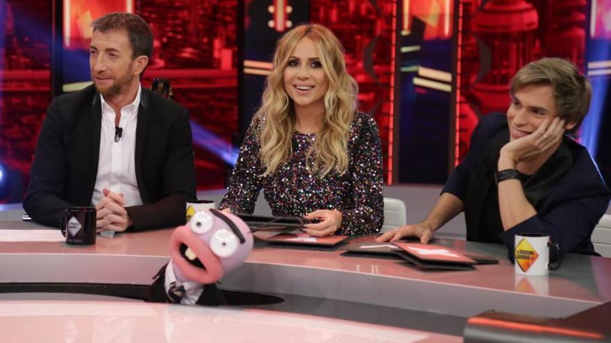 Marta Sánchez desata la indignación en redes por su actitud en 'El Hormiguero'