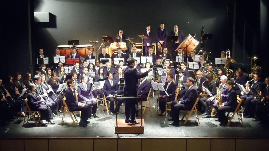 La Banda Municipal de Música de la Real Ciudad de Gáldar ofrece su concierto anual en honor a Santa Cecilia