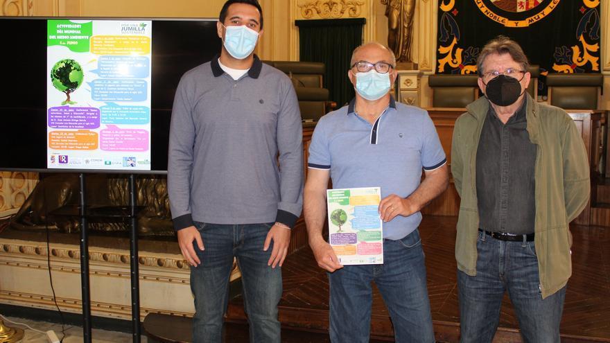 El Ayuntamiento de Jumilla y Ecoembes ponen en marcha la campaña 'El Mundo'
