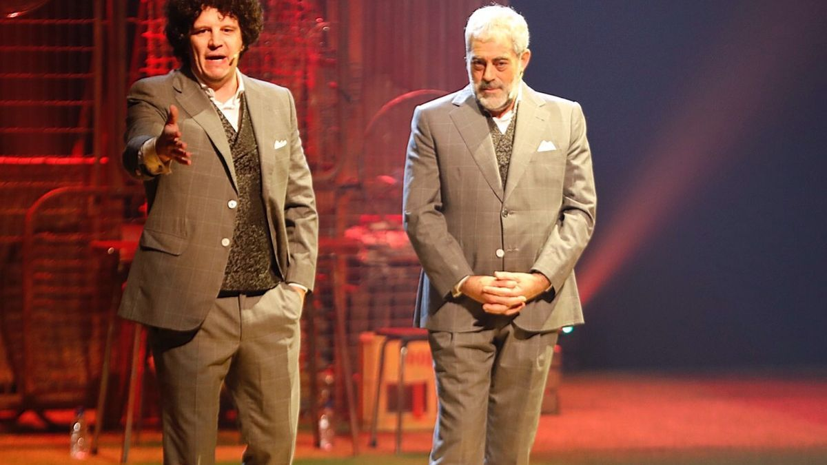 Touriñán y Carlos Blanco