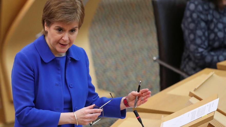 Escocia publica el borrador de un nuevo referéndum independentista