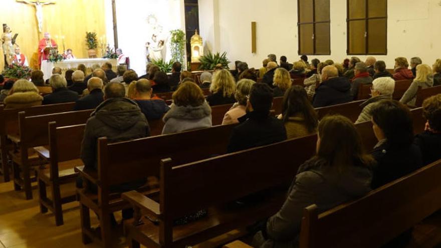 Se suprime la Paz para evitar el coronavirus en la mayoría de misas de Mallorca