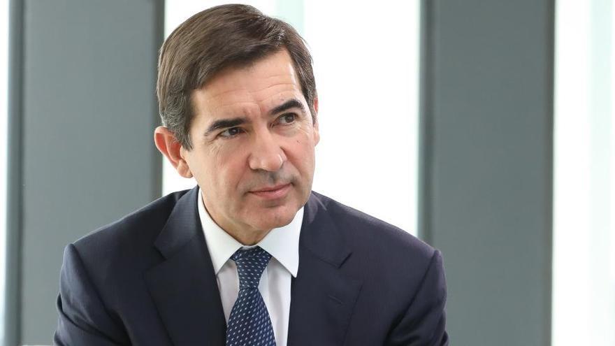 """Torres asegura que BBVA afronta 2021 """"con una fortaleza sin igual"""" para crecer"""