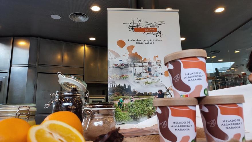 Un helado de naranja y algarroba elaborado por estudiantes valencianos gana la XII edición de Ecotrophelia