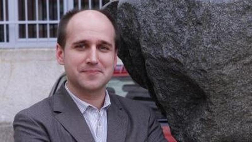 Sergio Pérez sustituye a César Isidro como comisionado de Patrimonio de Zamora