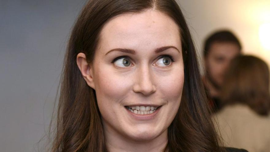 Sanna Marin será la primera ministra más joven de Finlandia