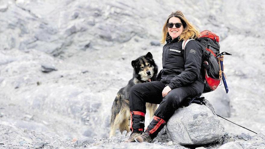 """Pilar Marcos: """"Tenemos 10 años para frenar las peores consecuencias del cambio climático"""""""