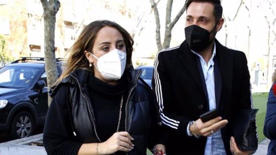 La última batalla judicial de Antonio David y Rocío Flores