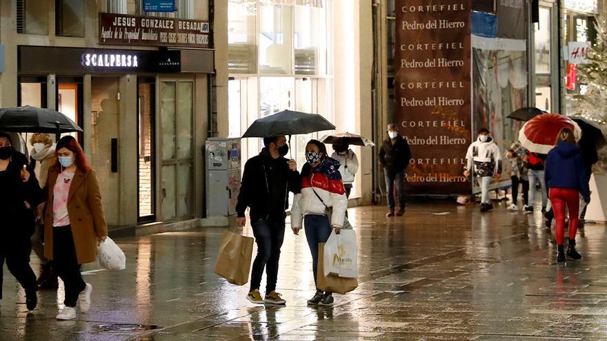 """Alimentación y comercio de hogar """"salvan"""" la Navidad; el gasto en ocio se desploma"""