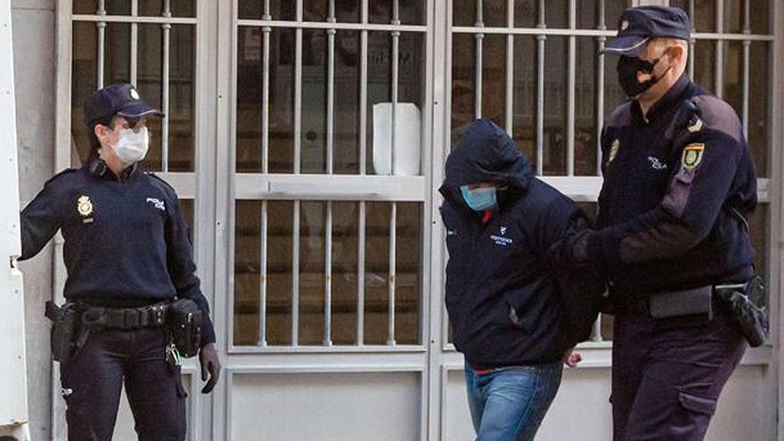 La Policía mantiene que la red de blanqueo de mafias rusas de Alicante buscaba infiltrarse en las instituciones