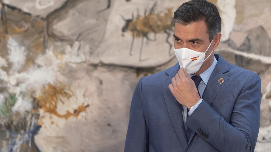 Sánchez ensalza la gestión de la pandemia del Gobierno pese a la hostilidad de la oposición