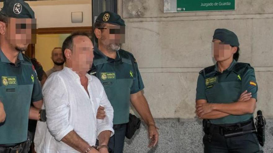 La jueza envía a prisión al gerente de Magrudis y a uno de sus hijos