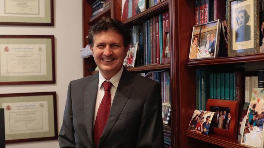 """Jaime Baladrón: """"Es un orgullo haber formado a 42.000 médicos y que el 80% haya podido acceder a una especialidad"""""""