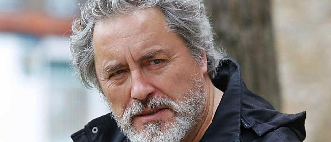 Manuel Rivas, nunha foto de arquivo.   | // LUISMA MURIAS