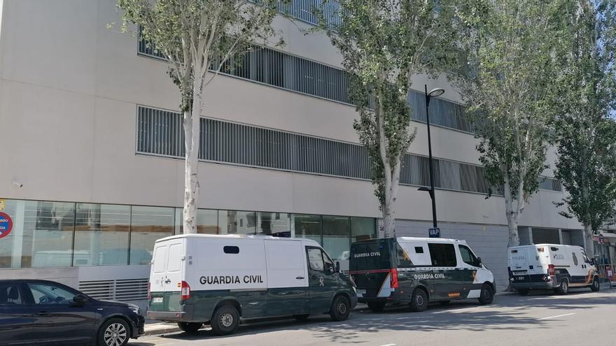Ingresa en prisión el acusado de disparar seis tiros a un joven en una fiesta en Ibiza