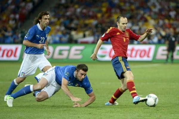 España, campeón de la Eurocopa