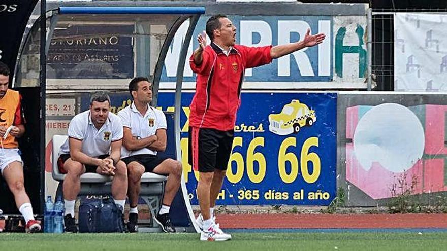 """Jero Santana: """"Nos hicieron el gol en una jugada aislada y tuvimos una después"""""""