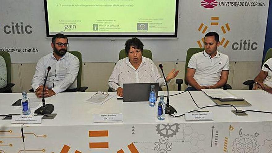 Investigadores coruñeses impulsan un proyecto de gestión de movilidad