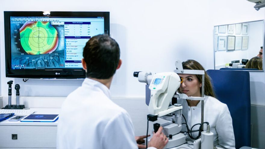Cómo es vivir con glaucoma
