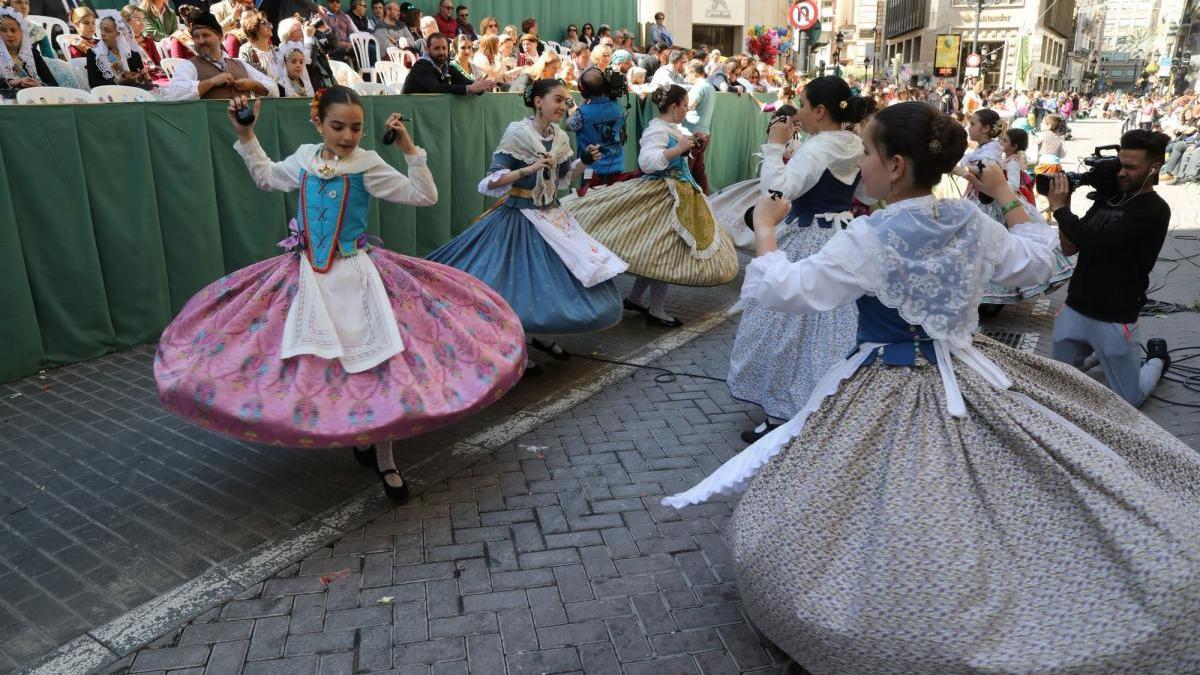 Los niños sí tendrán fiesta la próxima semana durante la 'no' Magdalena en Castelló