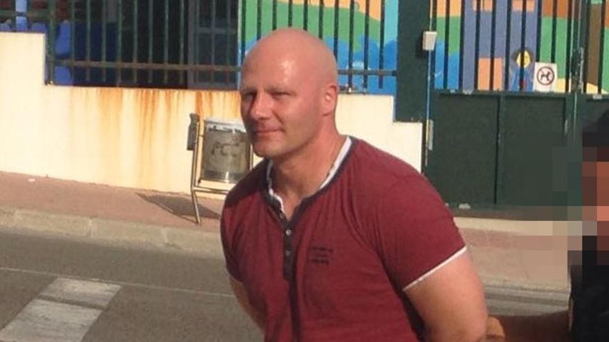 Stephane Schmidt, el ladrón francés que huyó de Menorca para robar en Llanes