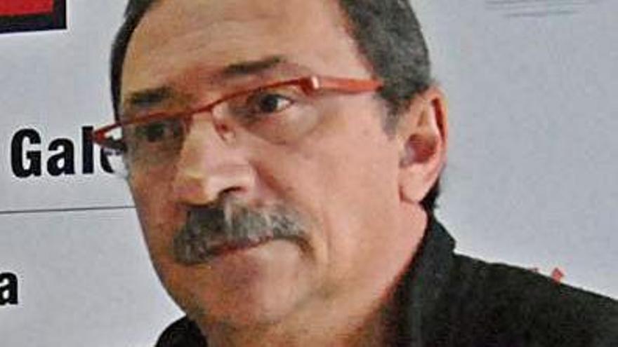 Xabier Filgueira, reelegido secretario comarcal de la CIG en A Coruña