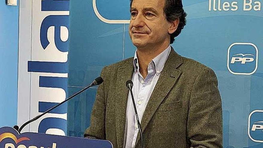 "El PP exige a Armengol que obtenga de Sánchez hoy ""compromisos concretos"""