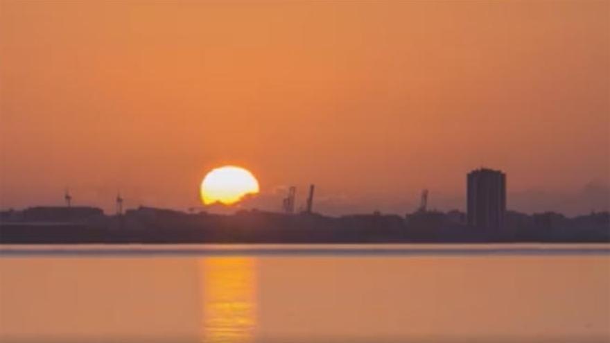 El nuevo vídeo 'timelapse' de Gustavo Medina sobre la atmósfera de Lanzarote se vuelve viral en su estreno