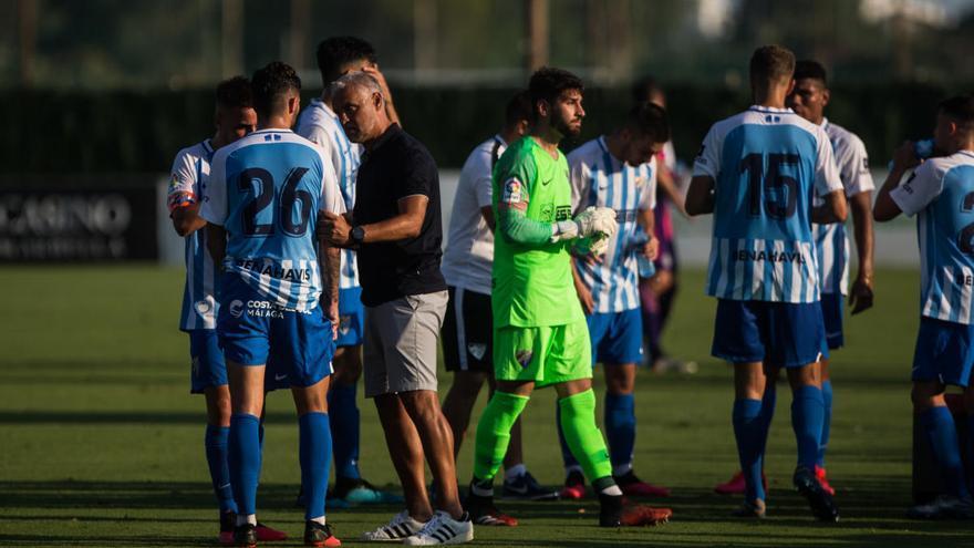 El Málaga CF comunica un ERE a su plantilla