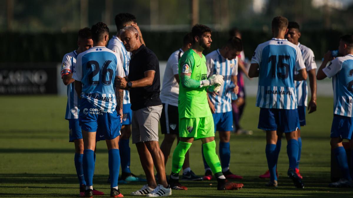 El Málaga CF aplica un ERE.