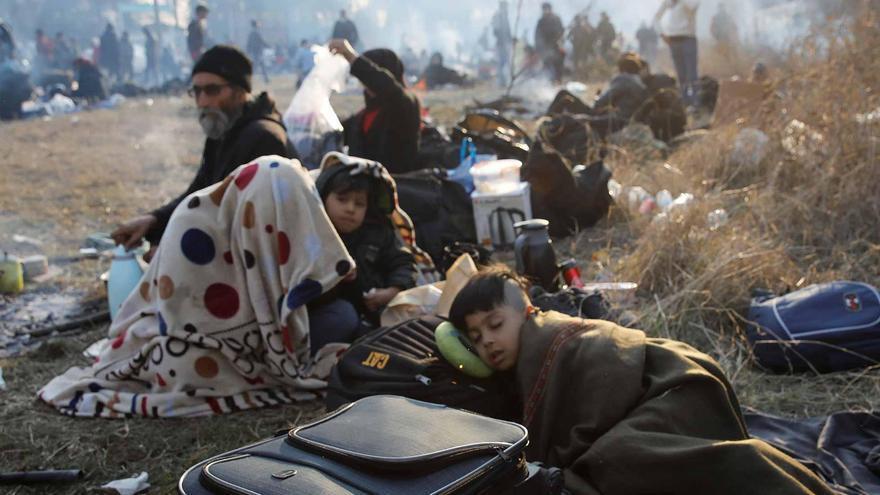 """""""Si se repiten los errores de Siria la crisis de refugiados está servida"""""""