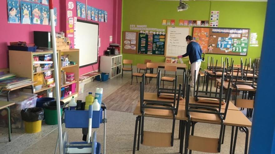 Galicia alcanza 576 casos de COVID en centros educativos