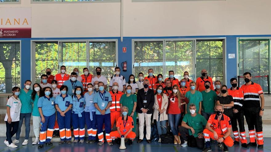 Más de 400 jóvenes cordobeses recibirán formación en reanimación con motivo del Día Europeo ante la Parada Cardíaca